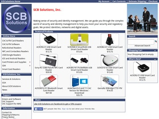 SCB Solutions,