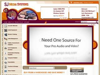 SJ Media System