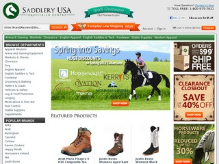 Saddlery USA
