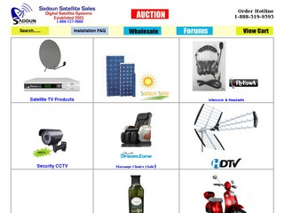 Sadoun Satellite Sales Reviews | 14 Reviews of Sadoun.com ...