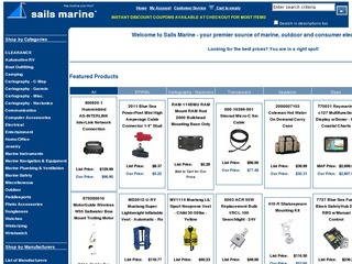 Sails Marine