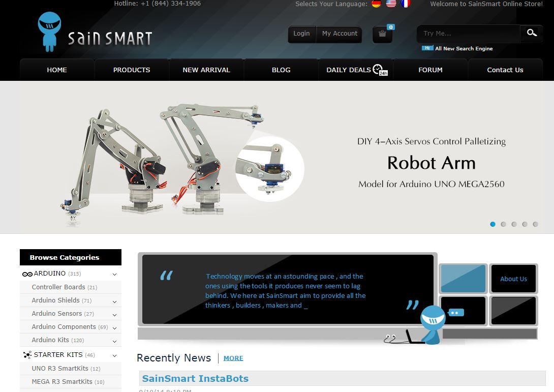 Sainsmart.com