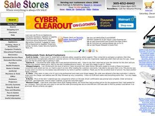 Sale Stores  /