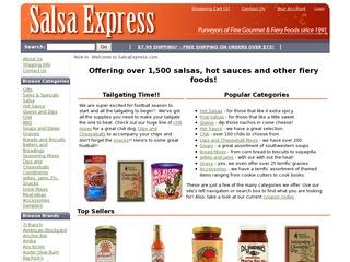 Salsaexpress.co