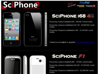Sciphone.org