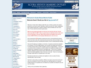 Scuba Steve's M