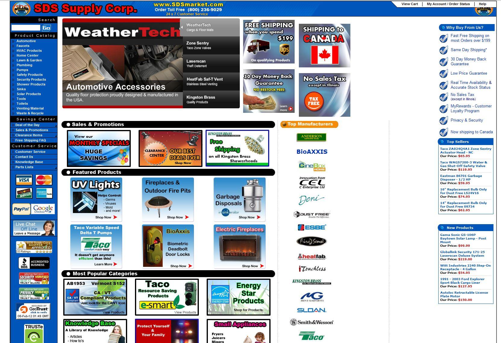 Sdsmarket.com
