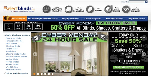 select blinds reviews pleated select blinds canada reviews of selectblindscanadaca resellerratings