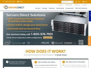 ServersDirect.c