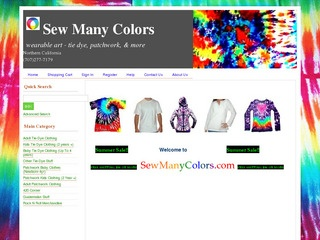 Sew Many Colors