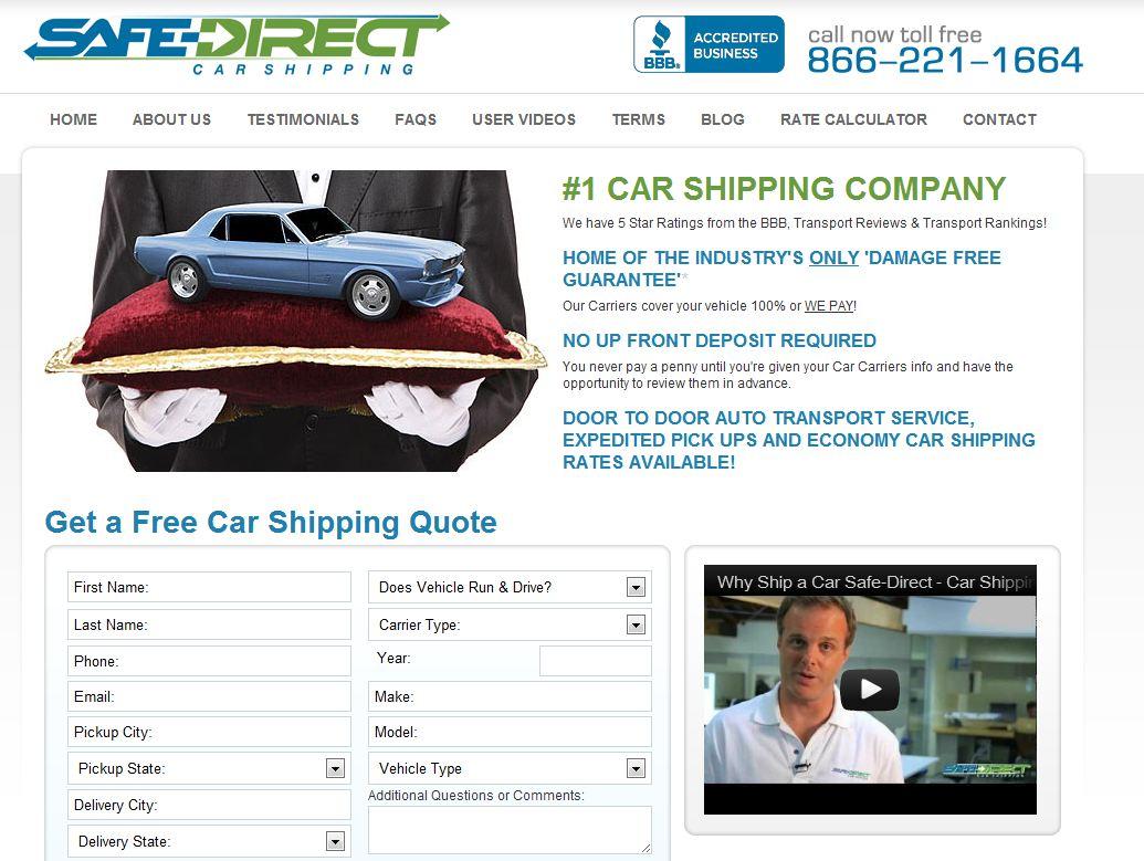 Ship a Car Dire