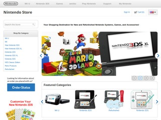 Shop Nintendo