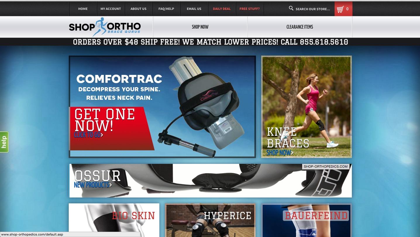Shop-Orthopedic