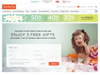 Shutterfly Reviews | 148 Reviews of Shutterfly com | ResellerRatings