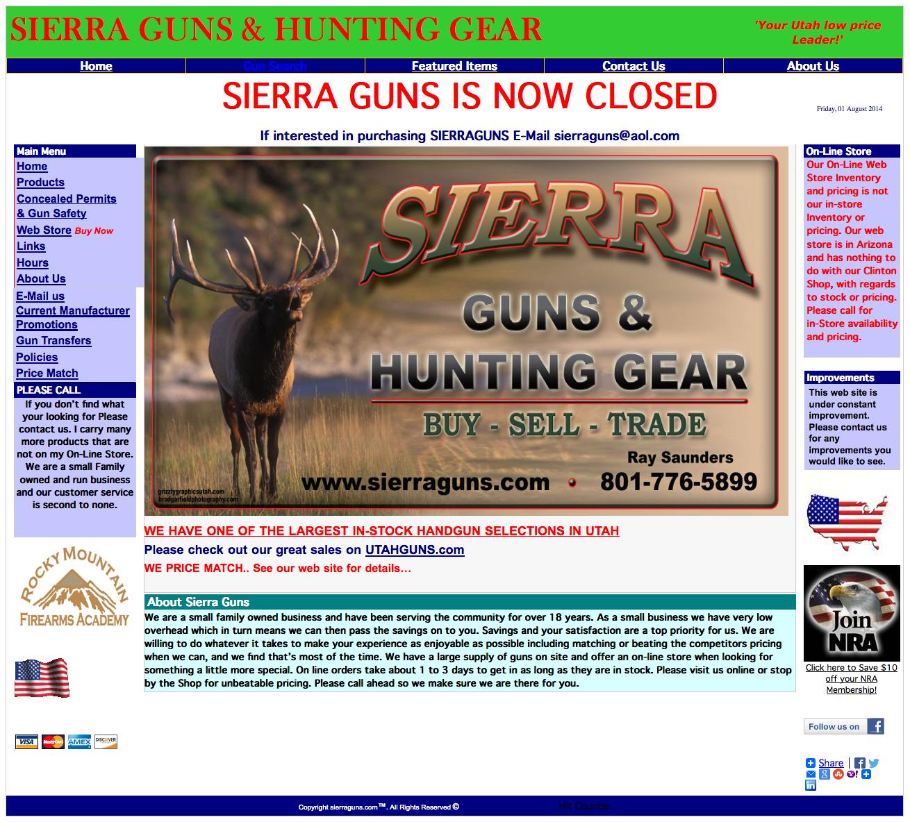 Sierra Guns