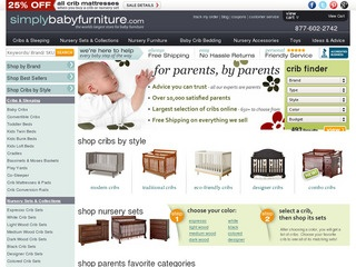 Nice SimplyBabyFurniture Rated 1/5 Stars By 7 Consumers   Simplybabyfurniture.com  Consumer Reviews At ResellerRatings