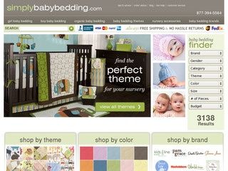 Simply Baby Bed
