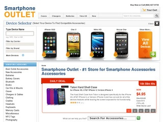 Smartphone Outlet smartphone outlet / smartphone experts rated 1/5 stars1