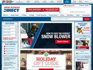 Snow Blowers Di