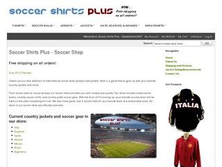 Soccer Shirts P
