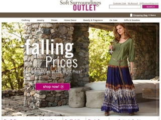 About Soft Surroundings Outlet