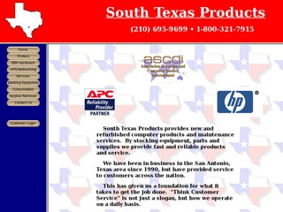 South Texas Pro
