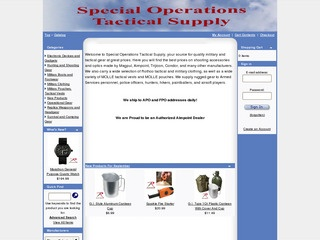 Special Operati