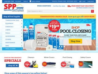 Specialty Pool Products Reviews | 10 Reviews of Poolproducts
