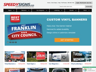 SpeedySigns