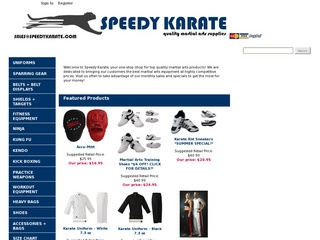 Speedy Karate S