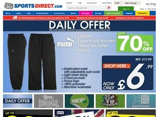 Sports direct co uk