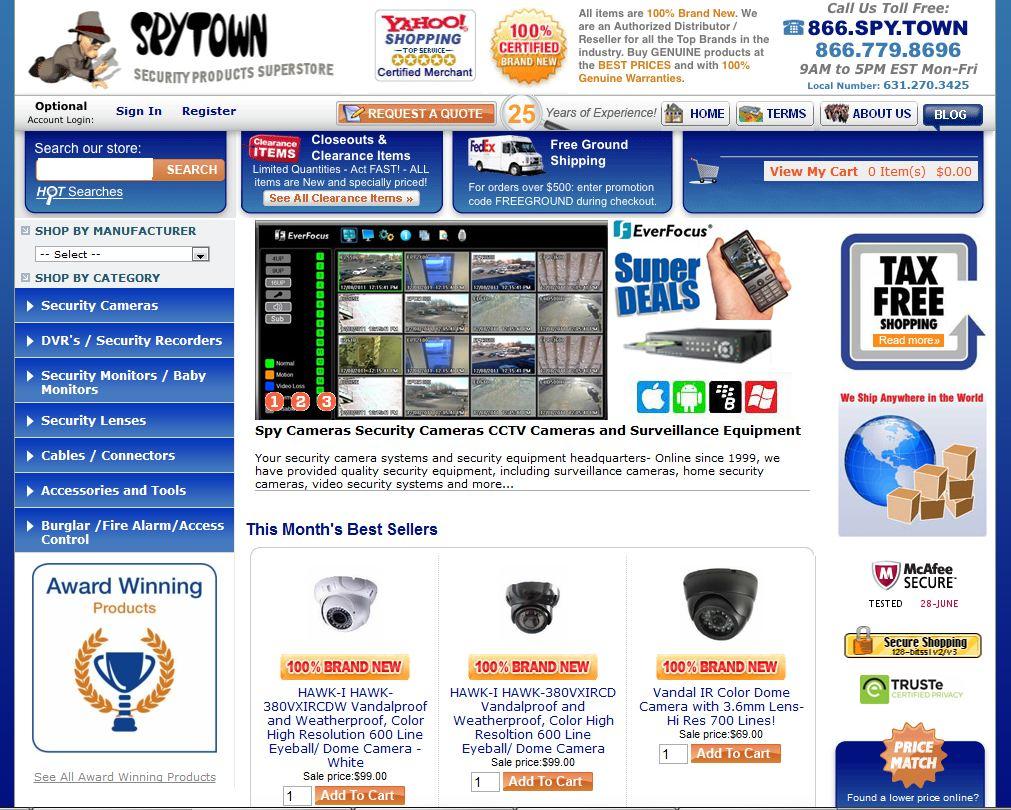 Spytown.com