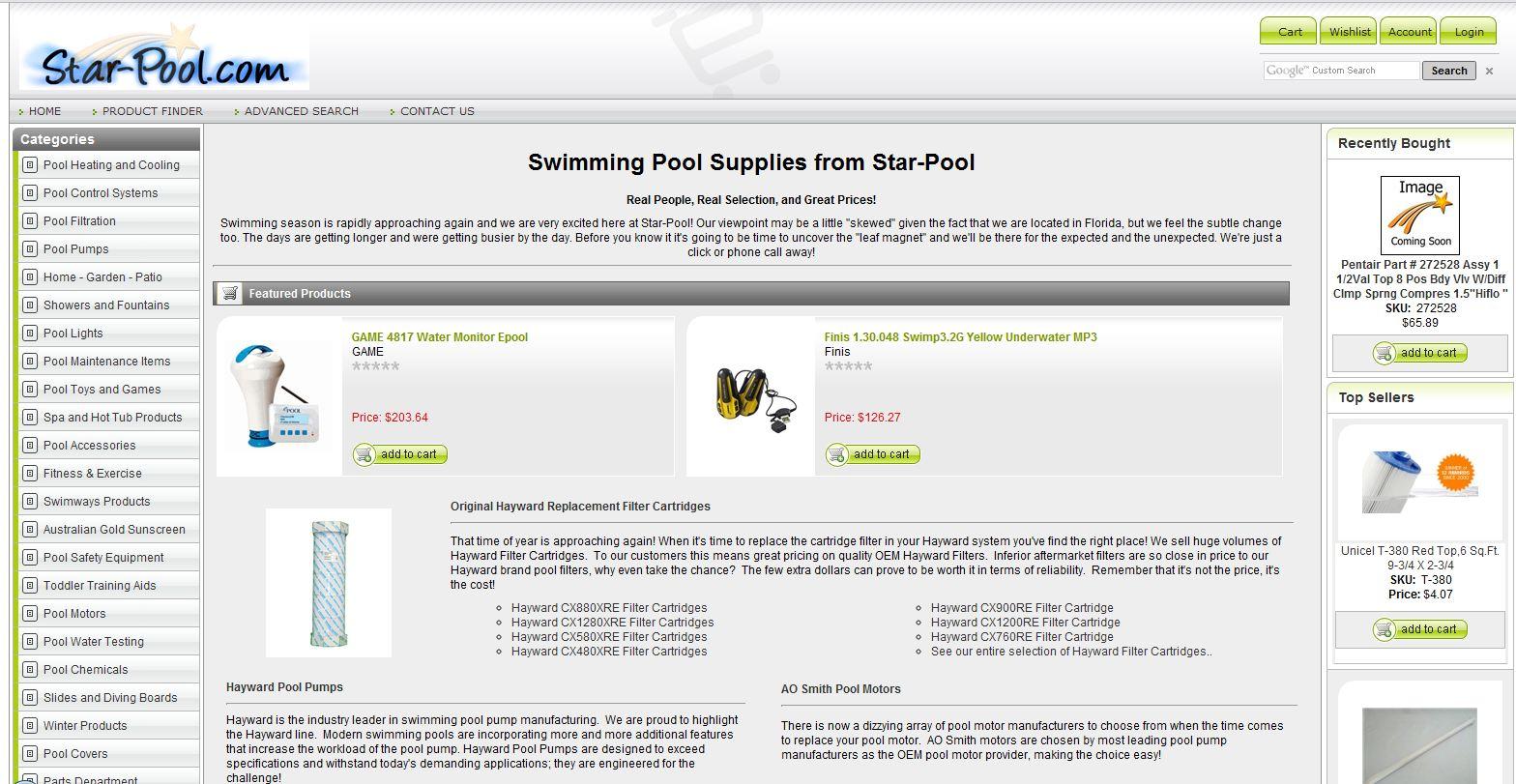 Star-pool.com