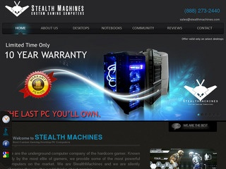 StealthMachines