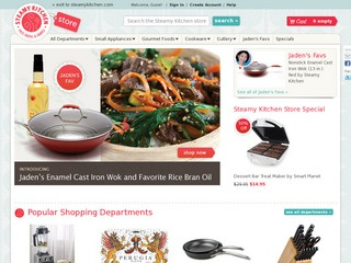 Steamy Kitchen Rated 5/5 stars by 1 Consumers - store.steamykitchen ...