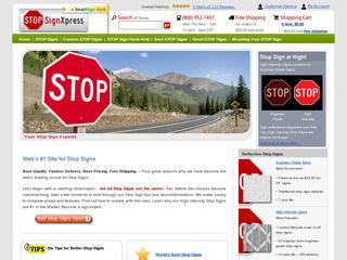 StopSignXpress.