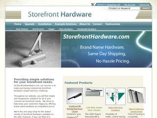 Storefront Hard