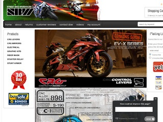 Bikewarehouse.com Street Bike Warehouse