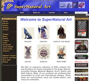 SuperNatural Ar