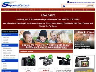 Supreme Camera