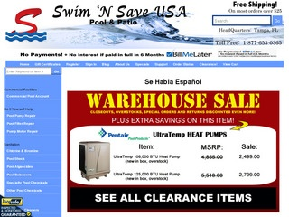 Swim N Save USA