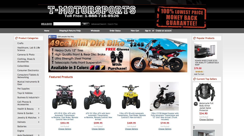 T-MotorSports.c