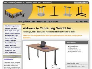 Table Leg World