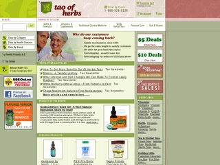 Tao of Herbs