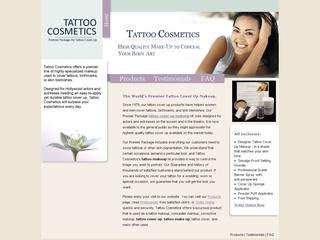 Tattoo Cosmetic