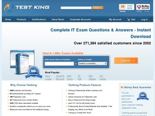 Test King Certs