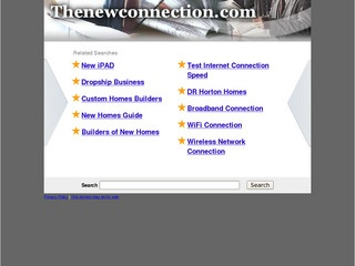 TheNewConnectio