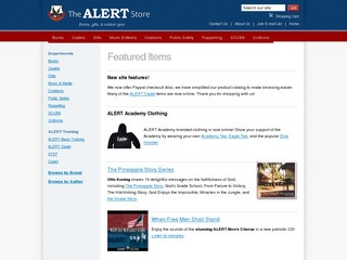 The ALERT Store