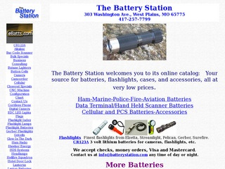 The Battery Sta