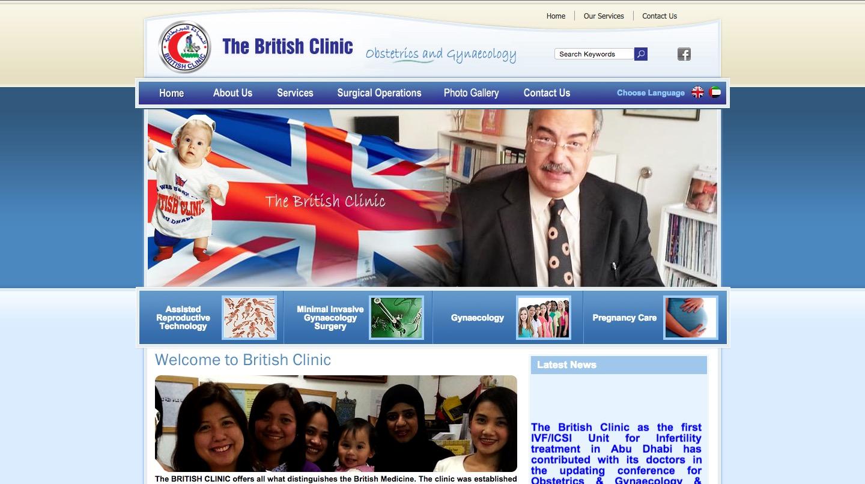 The British Cli